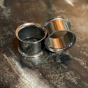 5/8 Stainless Steel Tunnels